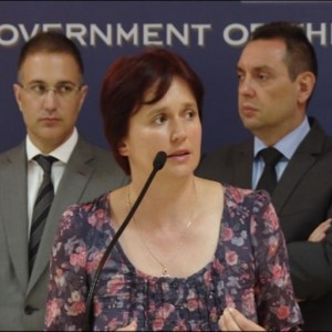 Introduction of systemic measures against violence announced in Serbia