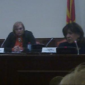 Подготовка на закон за семејно насилство