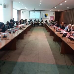 Konferenca v Parlamentarni skupščini BIH