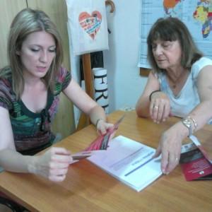 Средба со јавна обвинителка