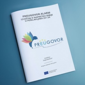 Coalition prEUgovor Report on Progress of Serbia in Chapters 23 and 24 - September 2019