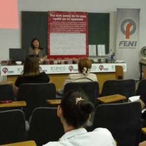 Подигнување на јавната свест за проблемот на родово засновано насилство