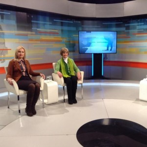 "Foundation ""United Women"" Banja Luka in TV program ""In Focus"", at the public broadcaster RTRS"