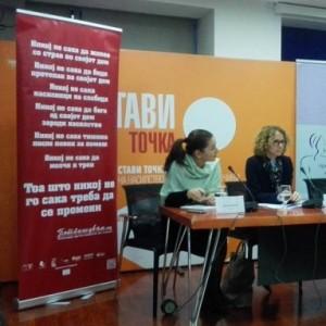 Насилството врз жените - Дел од агендата на политичките партии во Република Македонија