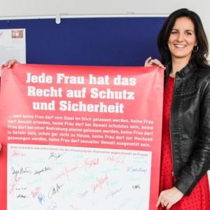 Dr. Valerie Höllinger und Mag. Franz-Josef Lackinger