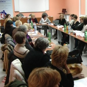Activities in Kikinda dedicated to the implementation of COE Convention on VAW