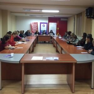 Дискусија за здравјето и благосостојбата на жените