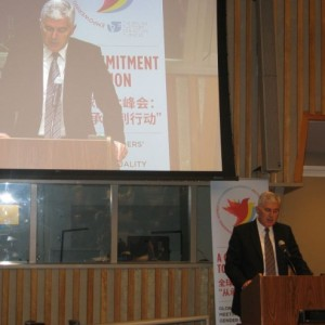 Speech by BiH Presidency Chairman Dragan Čović at the global leaders meeting in NY