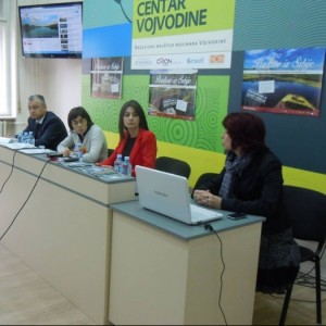 SOS Vojvodina Network marked the beginning of the campaign in Novi Sad