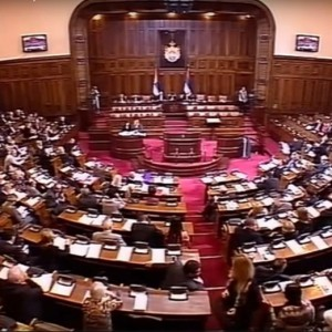 Members of the Parliament in silence rejected amendment for removal of perpetrator from house/home