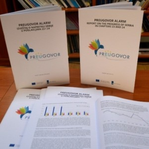 The prEU coalition has presented the latest Alarm Independent Report
