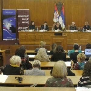 Izvajanje konvencije Sveta Evrope proti nasilje nad ženskami: podpora in neodvisnost žensk - je čigava odgovornost?
