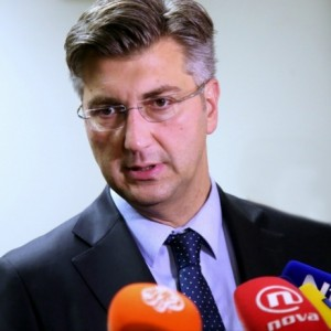On the Day against VAW Prime Minister Plenkovic: We are starting the process of ratification of the CoE Convention