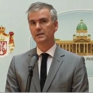 MP Milisavljevic organized a press conference and supported introduction of emergency orders