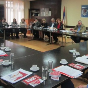 Public discussion dedicated to protection of women from GBV in Uzice