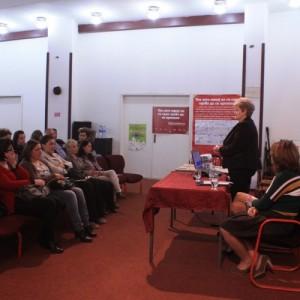 Претставување на проектот во Делчево
