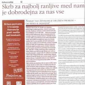 Glasilo Mestne občine Ljubljana