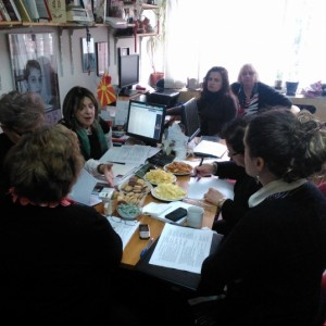 Состанок со локални партнерски организации