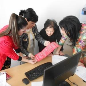 """Соработка меѓу Организација на жени """"Визија"""" Кавадарци и ЦСР, Полиција и Јавно обвинителство Кавадарци"""