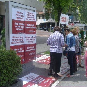 Continuation of the campaign in Uzice