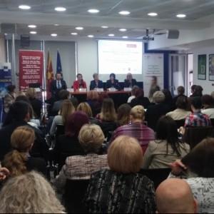 Društvo SOS telefon v Skopju