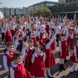 Montenegro this year also in the dance of solidarity
