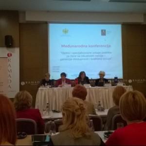 Mednarodna konferenca v Podgorici, Črna gora