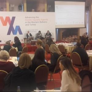 Doseganje enakosti spolov v državah Zahodnega Balkana in v Turčiji