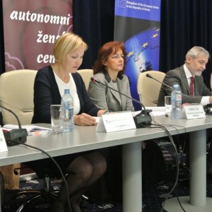 COE Convention on VAW – one year anniversary from its ratification in Serbia