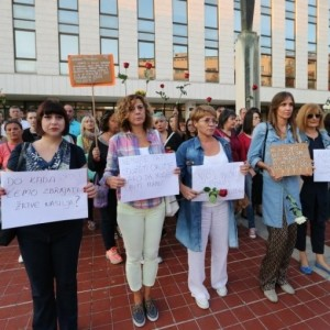 Welcome to Croatia, a country where women victims of violence do not have sufficient protection