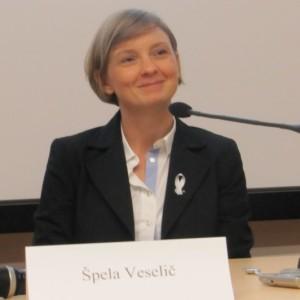 Izjava za javnost - Špela Veselič