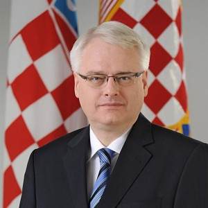 President Ivo Josipović supported the campaign I sign