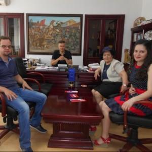 Состанок со Градоначалник на Општина Кавадарци