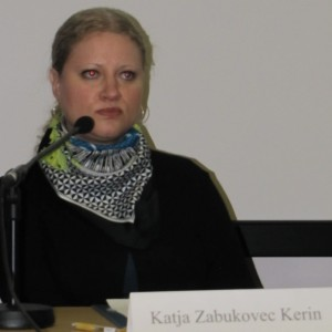 Izjava za javnost - Katja Zabukovec Kerin