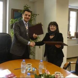 Потпишан Меморандум за соработка со Министерство за правда на Р. Македонија