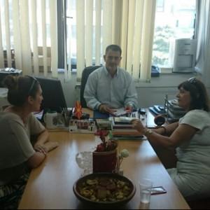 Состанок во Министерство за внатрешни работи