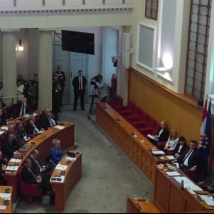 The Croatian Parliament ratified the Istanbul Convention