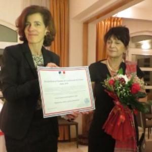 НСРР - добитник на наградата за човекови права на Француската амбасада во Скопје